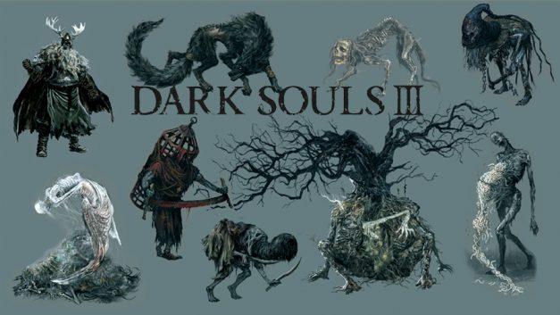 Svamppod hjärta Dark Souls 3