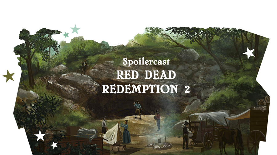 Spoilercast: Red Dead Redemption 2