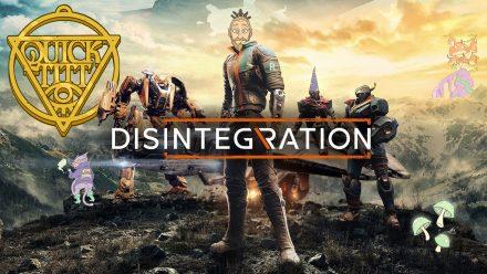 Disintegration (PS4)