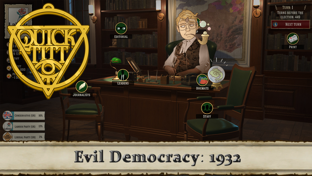 Evil Democracy: 1932 (PC)