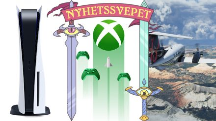 Produktionen av Playstation 5 ökas, Xcloud bakas in i Xbox Game Pass – och Flight Simulator på tio skivor