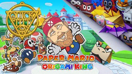 Paper Mario: The Origami King | Quicktitt