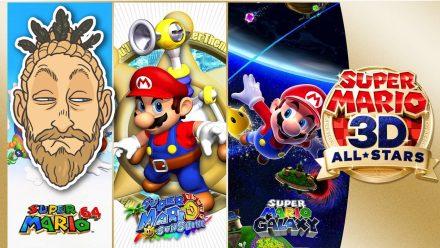 Super Mario 3D All-Stars säljs under en begränsad tid – d e röva