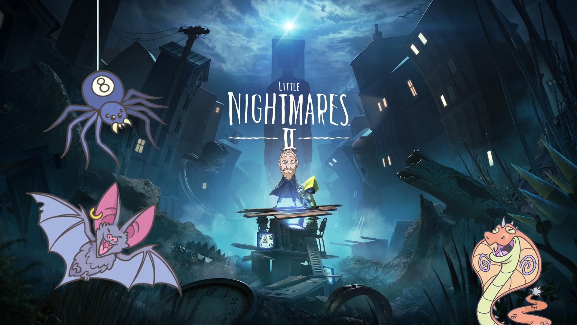 43 minuter Little Nightmares 2!