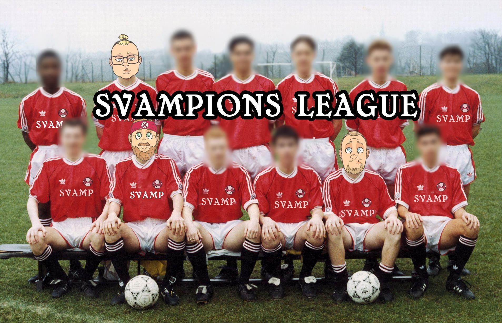 Svampions League | Part 2: Drugs, Draws & Defeats