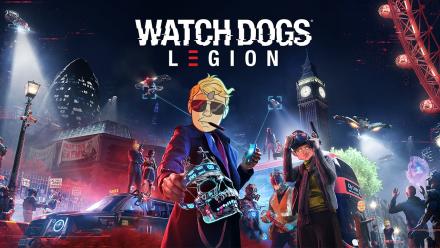 Vad handlar Watch Dogs Legion om?