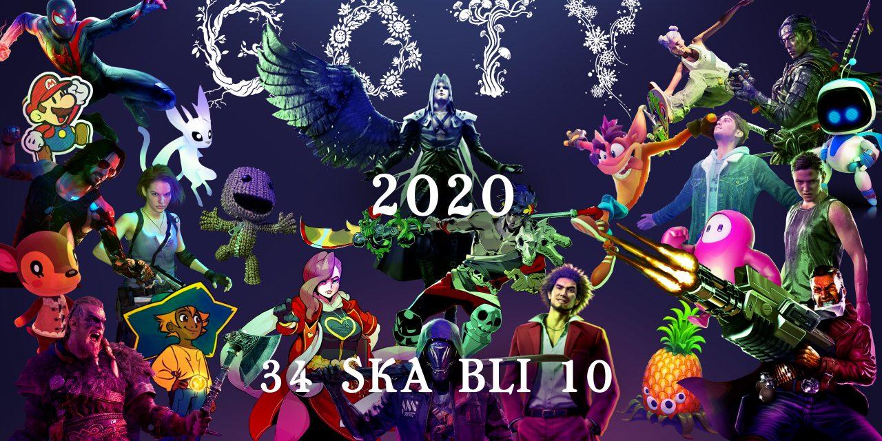 Avsnitt 356: GOTY 2020