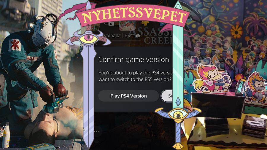 Cyberpunk-stämning mot CD Projekt Red, lättare hitta rätt version på Playstation 5 – och AGDQ igång igen