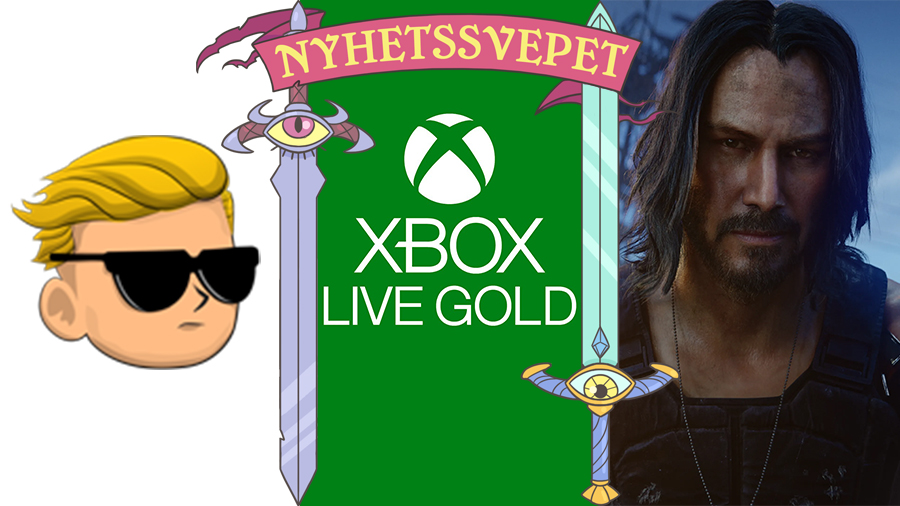Nyhetssvepet vecka 5: Gamestop-aktier, Xbox Live-pris och Cyberpunk-sexmod