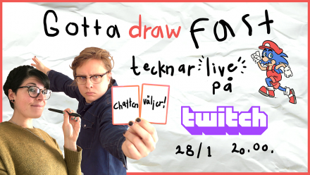 Gotta Draw Live!