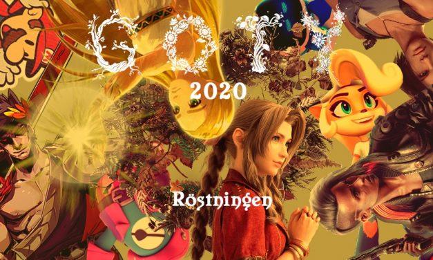 Rösta fram årets spel 2020