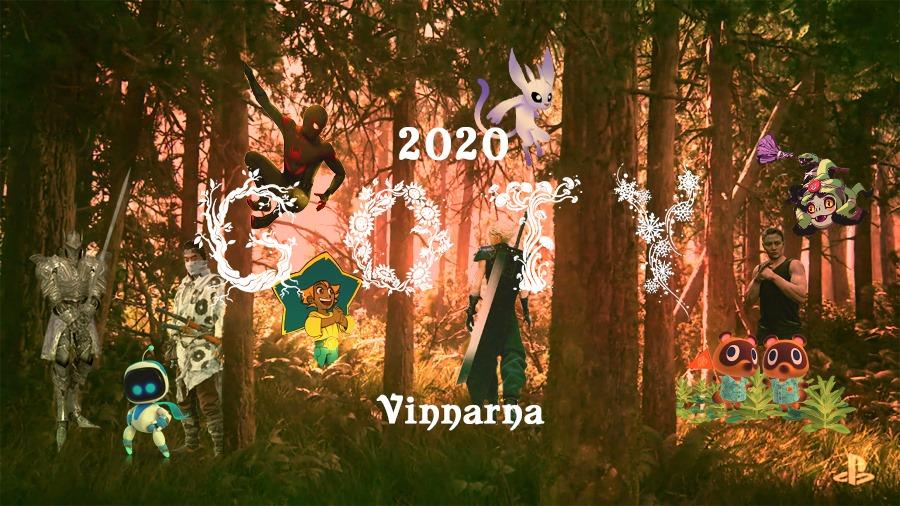 Årets spel 2020
