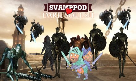 Svamppod hjärta Dark Souls 2: Avsnitt 2