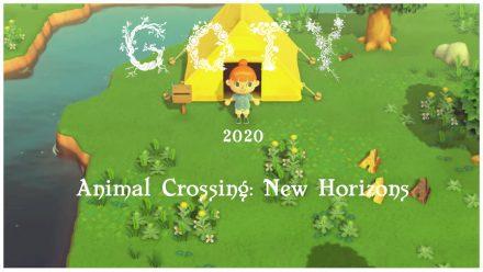GOTY 2020 – Animal Crossing: New Horizons