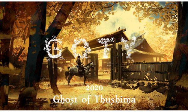 GOTY 2020 – Ghost of Tsushima
