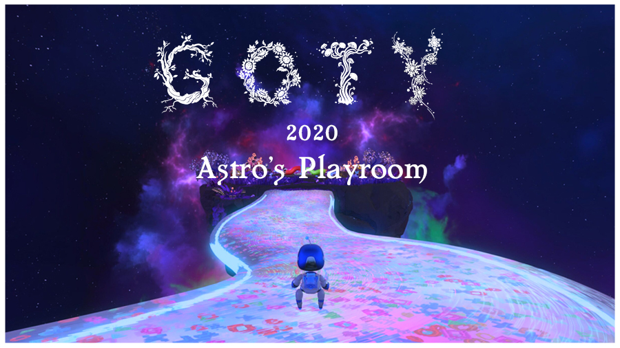 GOTY 2020 – Astro's Playroom