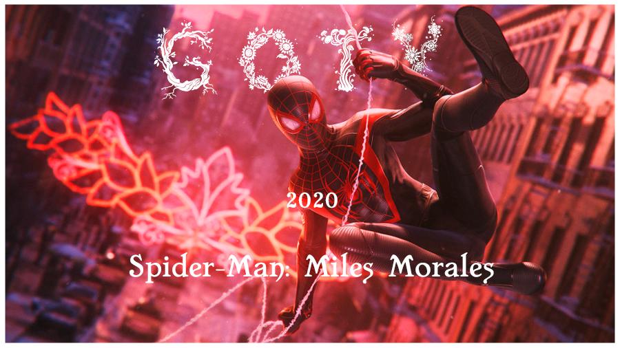 GOTY 2020: Spider-Man: Miles Morales