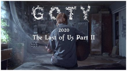 GOTY 2020: The Last of Us: Part 2