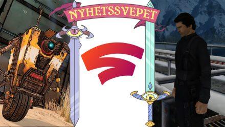 """Nyhetssvepet vecka 6: Embracer köper Gearbox, Stadia-studion läggs ner och """"ny"""" Goldeneye-remake"""