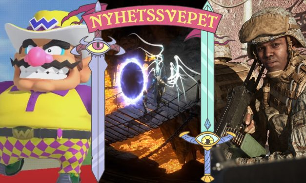 Nyhetssvepet vecka 8: Nintendo Direct, Diablo 2-remaster, opolitisk krigsspelskontrovers