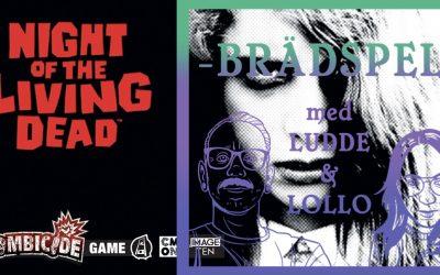 Night Of The Living Dead | Brädspel Med Ludde & Lollo