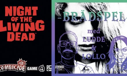 Night Of The Living Dead | Brädspel Med Ludde & Lollo