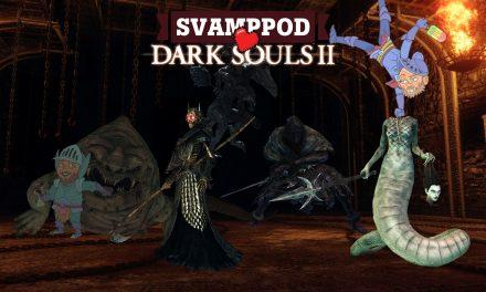 Svamppod hjärta Dark Souls 2: Avsnitt 3