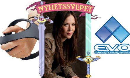 Nyhetssvepet vecka 12: PSVR-kontroller, Jade Raymonds nya studio, Sony köper Evo