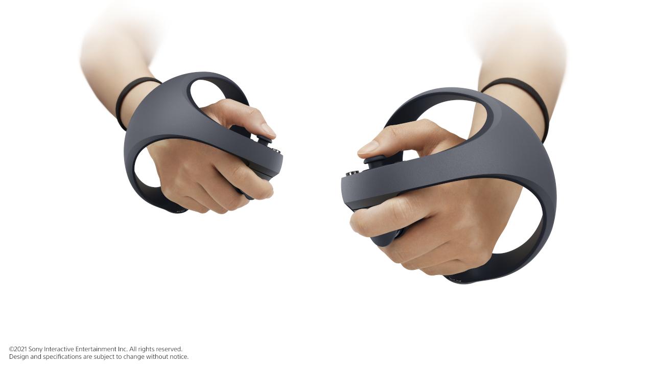 Nya Playstation VR-kontroller