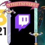 Nyhetssvepet vecka 15: Digitalt E3 i juni, Twitch undersöker externa trakasserier, Metroid Prime i 2D