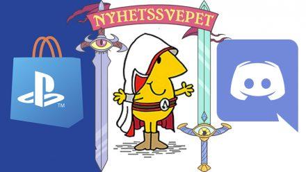 Nyhetssvepet vecka 17: Playstation-butiker hålls öppna, Assassin's Creed blir barnböcker, Microsoft köper inte Discord