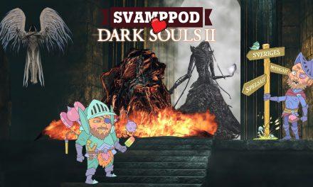 Svamppod hjärta Dark Souls 2: Avsnitt 8