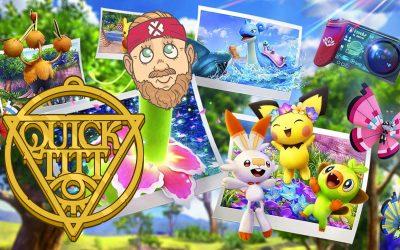 Quicktitt: New Pokémon Snap