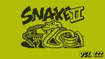 Den där gången jag utvecklade Snake 2: del 3