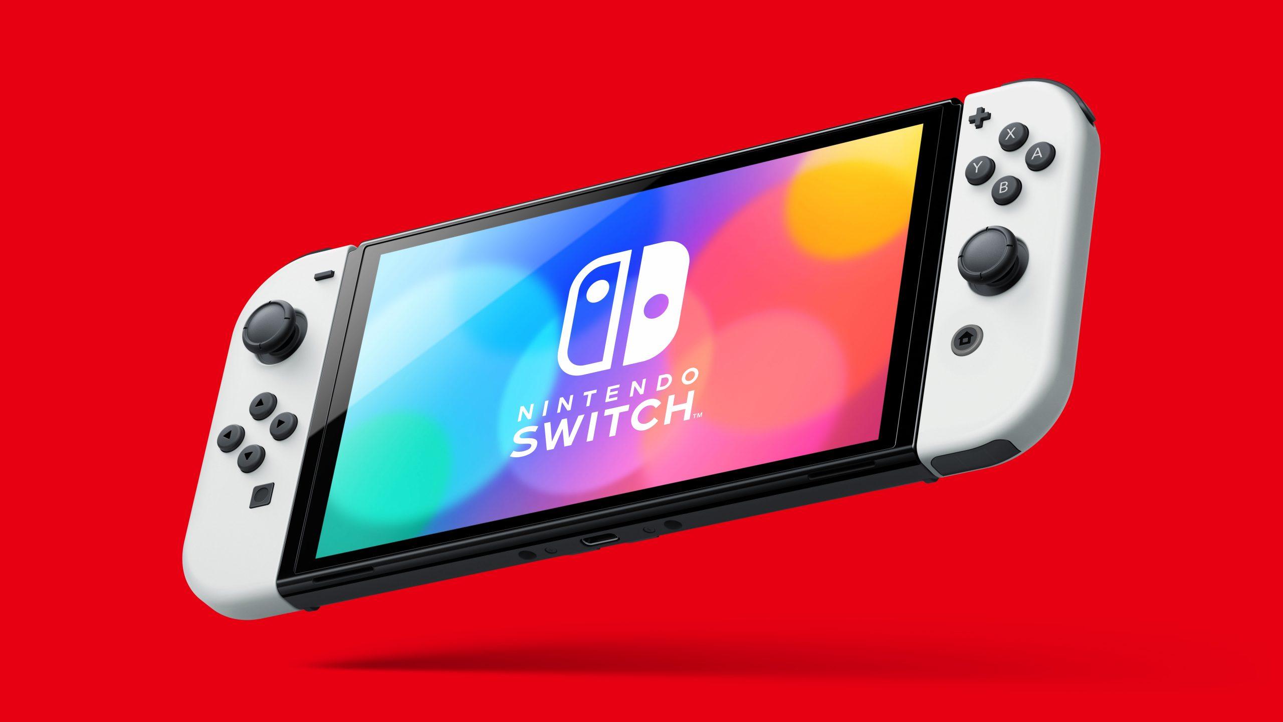 Nintendo Switch (OLED version)