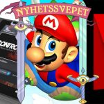 Nyhetssvepet vecka 29: Steam Deck, rekorddyrt Mario 64, spel på Netflix