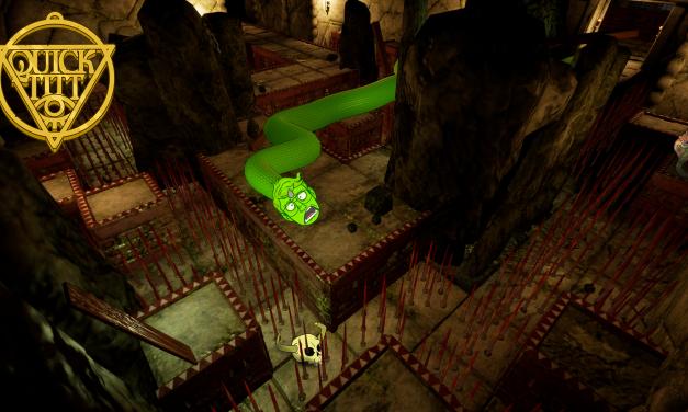 Temple of Snek (PC)