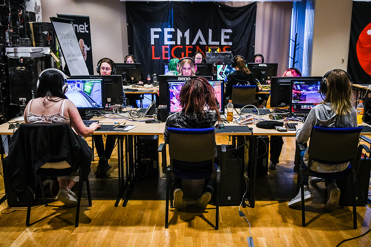 Female Legends