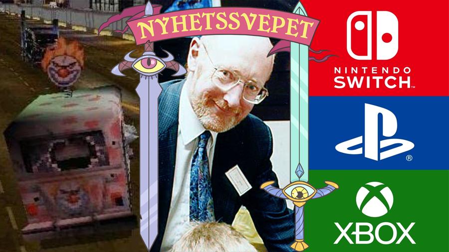 Nyhetssvepet vecka 38: Twisted Metal på tv, ZX Spectrum-skaparen död, viktiga konsoluppdateringar